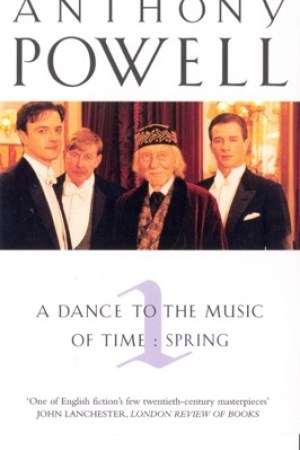 Reading books Dance To The Music Of Time Volume 1