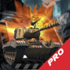 Carolina Vergara - A Race Of Tanks Without Control Pro : Gravel Road アートワーク