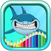 Jirayut Wattana - Demons Of The Sea Colouring Book Game アートワーク