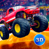 Game Maveriks - Monster Truck Stunt Arena アートワーク