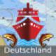 Deutschland: Marine Navigation Charts und Lake Map
