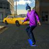 Psychotropic Games - City Skateboard Racing : True eXtreme Urban Street Skate - FREE Game アートワーク
