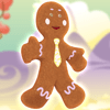 NetSummit Enterprises, Inc. - Happy Gingerbread Man Dash: Don't Break the Cookie Pro アートワーク