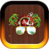 Alan Frank Calasene Teixeira - Party Every Day In The Beach Slots Machine - FREE アートワーク