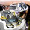 Carolina Vergara - A Battle of Air Cars : Maxima Acceleration アートワーク