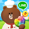 LINE Corporation - LINE POPショコラ アートワーク