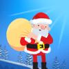 Yihan Zhou - Santa Claus Jump - 2016 Marry Christmas Games アートワーク