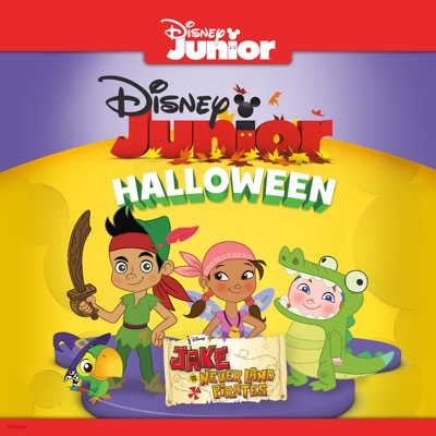 Disney Junior Vol 2 Itunes Jake And The Never Land