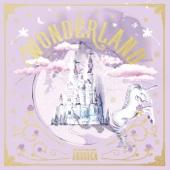 Jessica - Wonderland - EP アートワーク