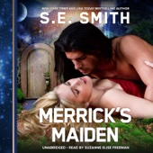 S. E. Smith - Merrick's Maiden: The Cosmos' Gateway, Book 5 (Unabridged)  artwork
