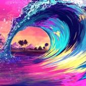 The Boxer Rebellion - Ocean by Ocean  artwork