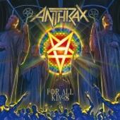 Anthrax - フォー・オール・キングス アートワーク