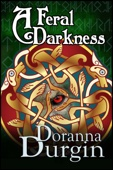 Doranna Durgin - A Feral Darkness  artwork