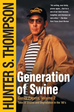 read online Generation of Swine