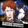 pixelfish - Black Rose Suspects アートワーク