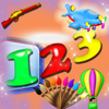 Funny Newgalaxy - Counting Games Numbers Games Center アートワーク