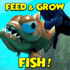 Stefan Jodies - FISH & GROW - FEED SIMULATOR アートワーク