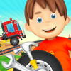 Man Wai NG - Truck Simulator, Builder Games & Car Driving Test for Kids and Toddlers アートワーク