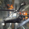 Yeisela Ordonez Vaquiro - Active Force Of Copters - Carrier Combat Flight Simulator Game アートワーク