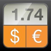 Currency Converter HD: converter + money calculator with exchange rates for 150+ foreign currencies (convert Pounds, Dollars, Euros, Bitcoin and many more!)