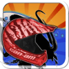 Yeisela Ordonez Vaquiro - Adrenaline Happy Surfers - Real Shark Sport Race アートワーク