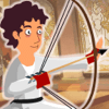 Yeisela Ordonez Vaquiro - A Fight Archer - The Best Game of Bow And Arrow アートワーク