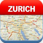 Zurich Offline Map - City Metro Airport