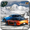 Door to Apps - VRレアル 雪 に 覆われた 山 の 漂流 ゲーム プロ アートワーク