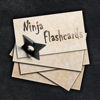 Motionilation Ninja APPs - GED Prep 2016 - Free Study Practice Exam/Test - Ninja Flashcards アートワーク