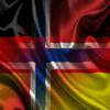 Patrick Arouette - Deutschland Norwegen Phrases Deutsche norwegisch Sätze アートワーク