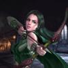 Yeisela Ordonez Vaquiro - A Master Aim Archers Warrior アートワーク