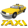 Yeisela Ordonez Vaquiro - A Crazy Parking - A Vegas Taxi Race アートワーク