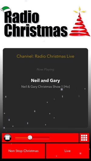 Radio Xmas Screenshot