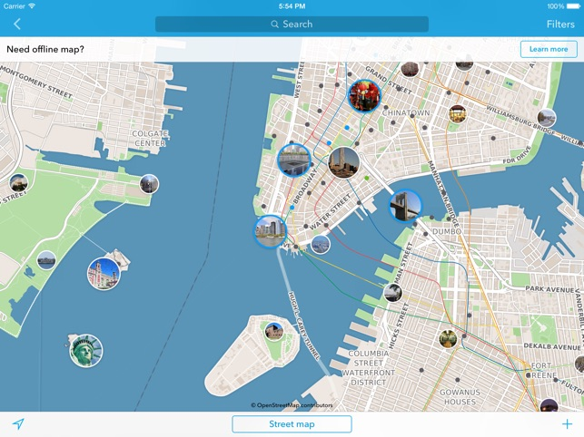 New York Offline Map   City Guide on the App Store  New York Offline Map   City Guide on the App Store