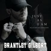 Brantley Gilbert - One Hell of an Amen  artwork