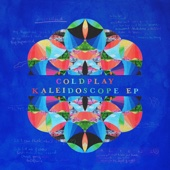 コールドプレイ - Kaleidoscope EP アートワーク