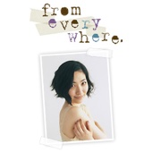 JAPAN FM NETWORK - 坂本真綾 from everywhere. アートワーク