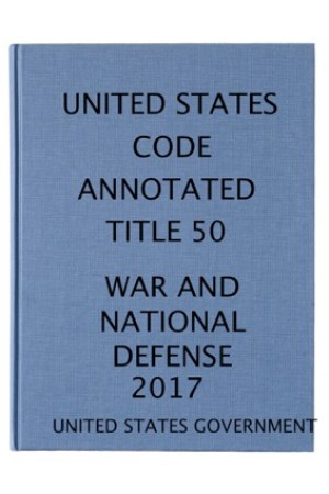 read online USCA. Title 50. War and National Defense