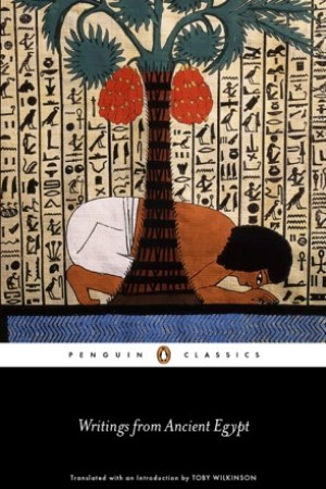 Reading books Writings from Ancient Egypt
