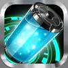 FUJI DENSHI - 長持ちバッテリー & 通信量チェッカー iPhone edition アートワーク