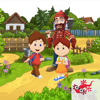SMART GECKO SOFTWARE DEVELOPMENT (PTY) LTD - Hansie en Grietjie Kinderstorie in Afrikaans アートワーク