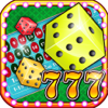 LE HUNG - Awesome Triple Dice FREE Casino Slots アートワーク
