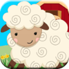 Nancy Mossman - Farm Animals For Toddlers Sounds & Puzzle Game For Children アートワーク