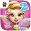 TutoTOONS - Fairy Sisters 2 - Magical Forest Adventures & Animal Care アートワーク