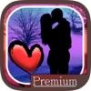 Valenapps - 愛のメッセージとロマンチックな絵についての引用は、異なる言語で恋に落ちる - プレミアム アートワーク