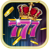 Rodrigo Melo - 777 Royal Reel Slots Machine - FREE Las Vegas Casino Games アートワーク