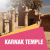 AVULA MOUNIKA - Karnak Temple Tourism Guide アートワーク