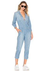 The Canal Jumpsuit Blue