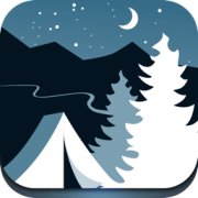 Recreation.gov Camping by Active Network App Icon on #iconagram.