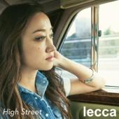 lecca - High Street アートワーク